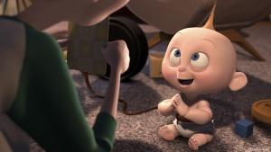 Pixar JACK-JACK ATTACK - 2005