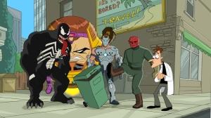 Dr.Doofenshmirtz_y_Los_Villanos_de_Marvel