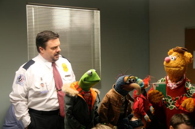 Muppet Movie Used Car Salesman