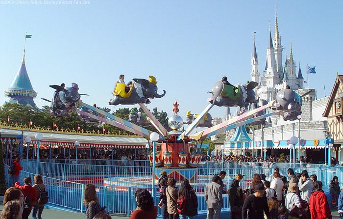 Tokyo Disneyland Restaurants Disney 52