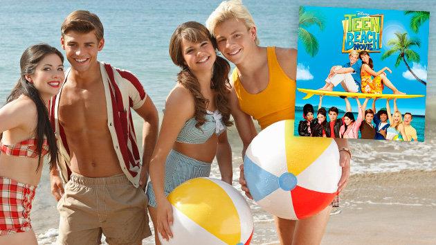 beach movie teen soundtrack