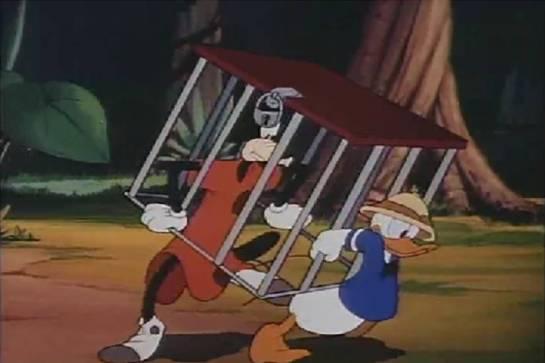Frank Duck Brings Em Back Alive 3